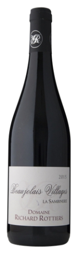 Richard Rottiers Beaujolais Villages La Sambinerie 2015