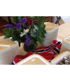 *Oslo Konserthus 17.mai-buffet