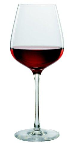 Glass rødvin